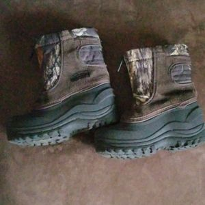 Itasca Size 10 Toddler Boy Boots